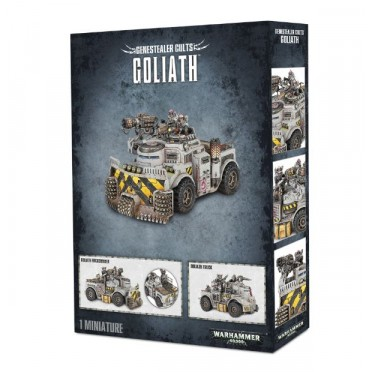 W40K : Genestealers Cults - Goliath