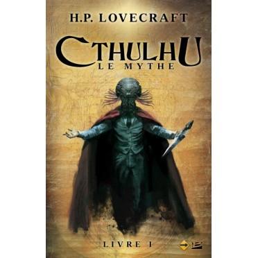 Roman Cthulhu Le Mythe Livre 1