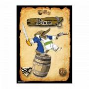 Briskars - Mercenaires - Dixon