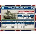 Team Yankee - Chieftan Armoured Troop 6