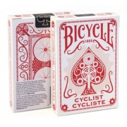 Bicycle : Cyclist - Rouge