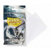 Dragon Shield : Perfect Fit - Clear (100 Sleeves)