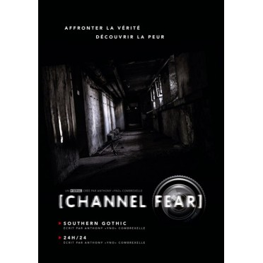 Channel Fear - Saison 1 - Episode 1 et 2 Channel Fear, c'est un... par LeGuide.com Publicité