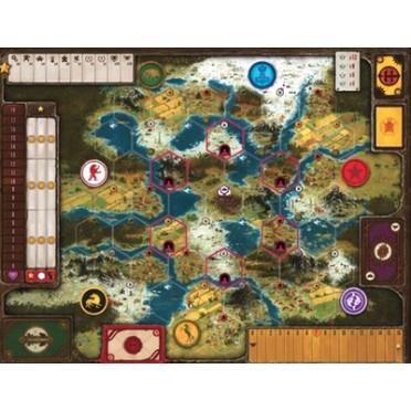 Scythe : Game Board Expansion