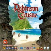 Robinson Crusoe : Adventure on the Cursed Island (2nd Print)