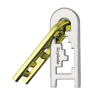 Keyhole - Cast Puzzle