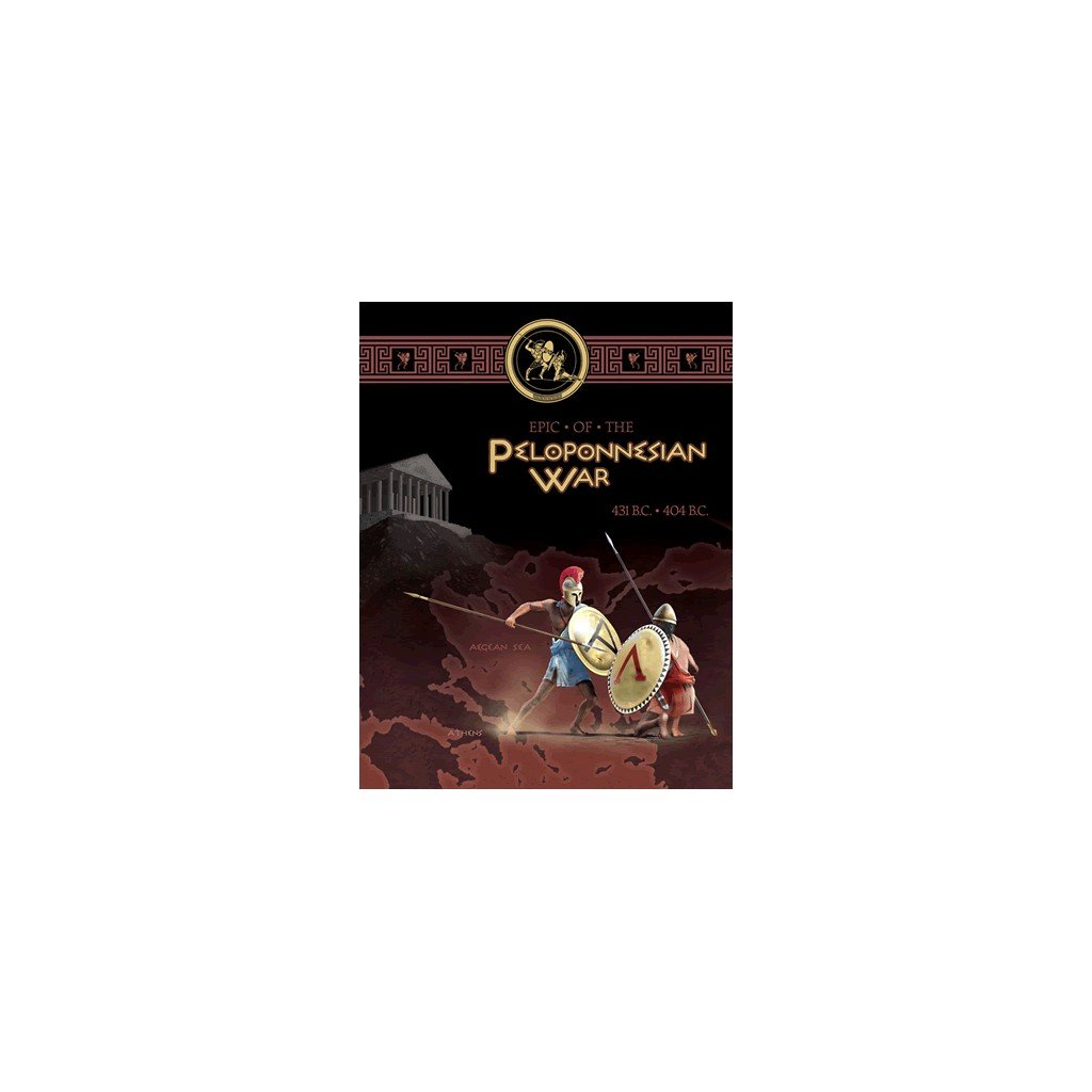 Buy Epic Of The Peloponnesian War Board Game Clash Of Arms
