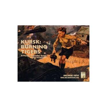 Panzer Grenadier - Kursk : Burning Tigers