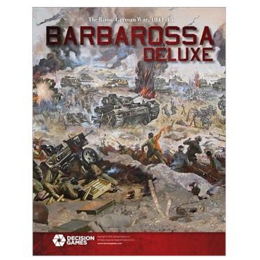 Barbarossa Deluxe - Exclusive Edition