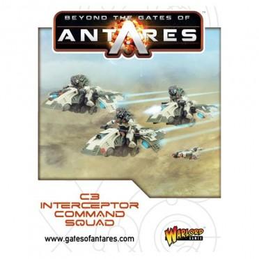 Antares - C3 Interceptor Command Squad