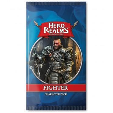 Hero Realms Deckbuilding Game - Fighter Pack Expansion