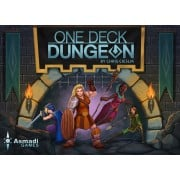 One Deck Dungeon pas cher