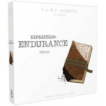 Time Stories (Anglais) - Expedition Endurance