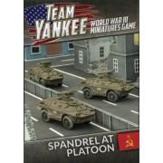 Team Yankee - Spandrel AT Platoon