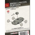 Team Yankee - BRDM-2 Recon Platoon 1
