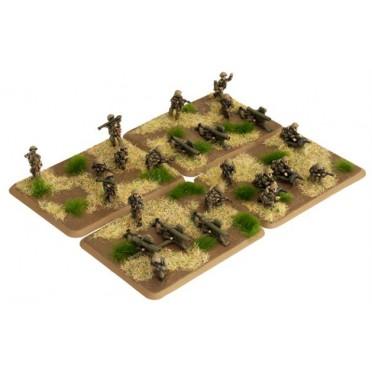 Team Yankee - Mot-Schützen Heavy Weapons