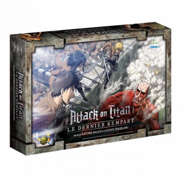 Attack on Titan : Le Dernier Rempart