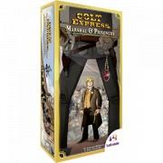 Colt Express (Anglais) - Marshal & Prisoners