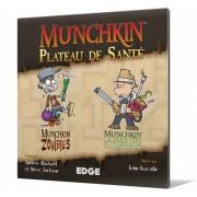Munchkin VF : Le Double Plateau de Santé