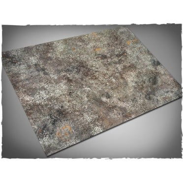 Terrain Mat Mousepad - Urban Ruins - 120x180