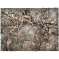 Terrain Mat Mousepad - Urban Ruins - 120x180 2