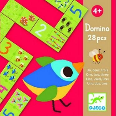 Domino - Un, Deux, Trois