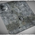 Terrain Mat PVC - City Ruins - 90x90 0