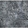 Terrain Mat PVC - City Ruins - 90x90 2