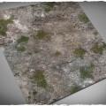 Terrain Mat Mousepad - Medieval Ruins - 90x90 0
