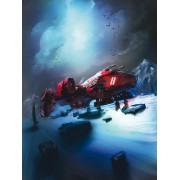 Fragged Empire - Illustration 80x60 : Space Craft 1
