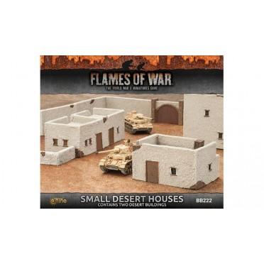 Small Desert Houses