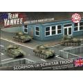 Team Yankee - Scorpion or Scimitar Troop 0