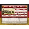 Team Yankee - East German Mot-Schützen Platoon 5