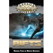 Boite de Savage Worlds - Rifts : Savage Foes of North America Limited Edition