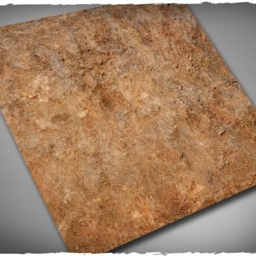 Terrain Mat PVC - Badlands - 120x120