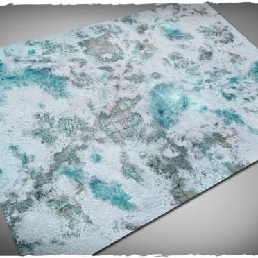 Terrain Mat Cloth - Frostgrave - 120x180