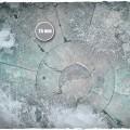 Terrain Mat Mousepad - Frostgrave - 120x120 2