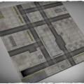 Terrain Mat Cloth - Cityscape 1 - 120x120 0