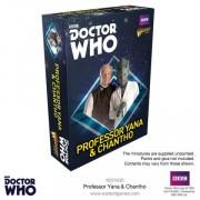 Doctor Who - Professor Yana & Chantho