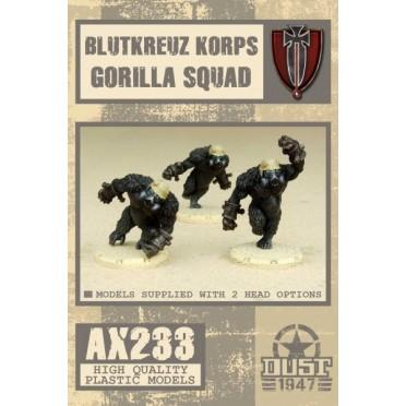 Dust - Blutkreuz Korps Gorilla Squad