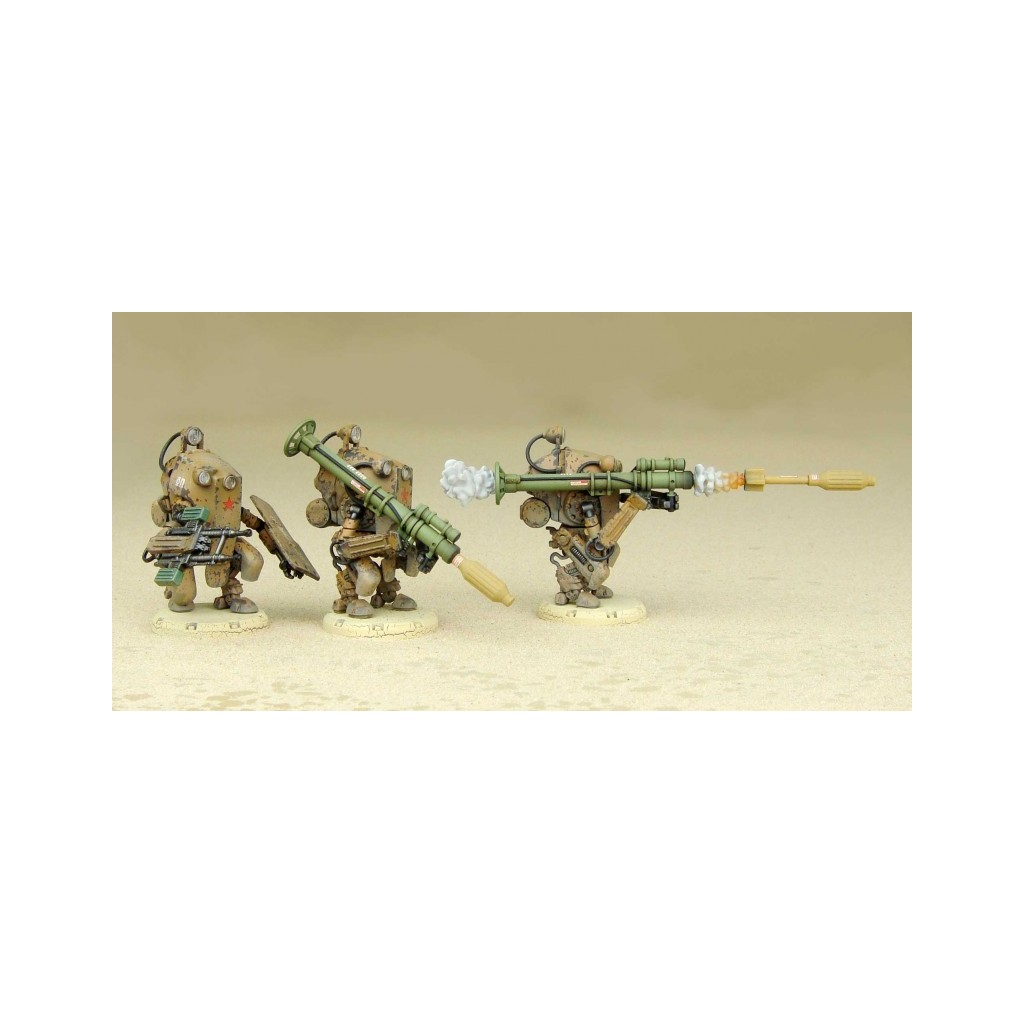 Buy Dust Tactics Steel Guard Anti Infantry Squad Board