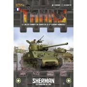 TANKS : Sherman - Extension de jeu