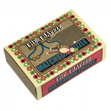 Matchbox Puzzle - The Trapeze