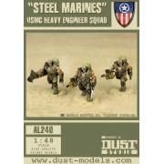 Dust Tactics - Steel Marines