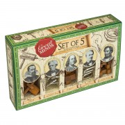 Great Minds - Men's Set of 5 Puzzles