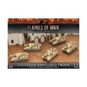 Crusader Armoured Troop