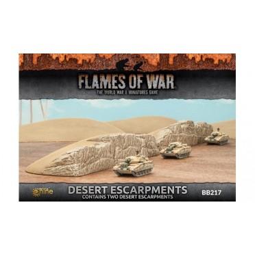 Desert Escarpments