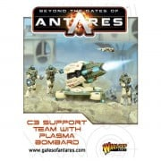 Antares - C3 Support Team with Plasma Bombard