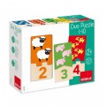 Duo Puzzle 1-10 - 20 Pièces 0