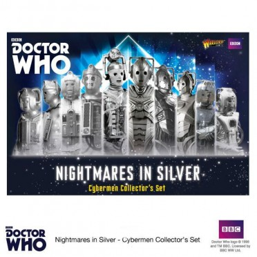 Doctor Who - Nightmares in Silver : Cybermen Collector's Set